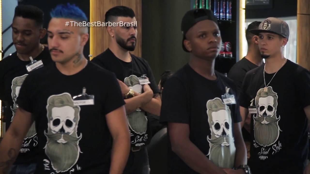 Best Barber : The Best Barber Brasil S01E01 - YouTube