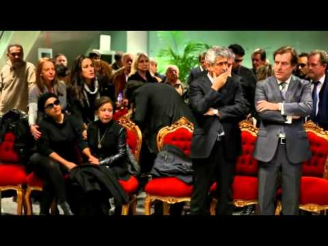 Eusebio Portugal Football Legend Dies   Eusebio Funeral   6th January 2014 MUST SEE