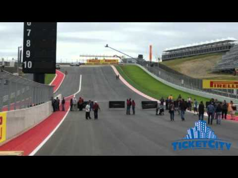 Austin's Circuit Of The Americas: Home Of The US Grand Prix