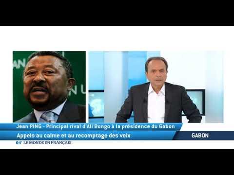 Gabon sous tension : le bras de fer Ali Bongo -Jean Ping s'intensifie