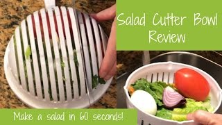 Salad Cutter Bowl Review