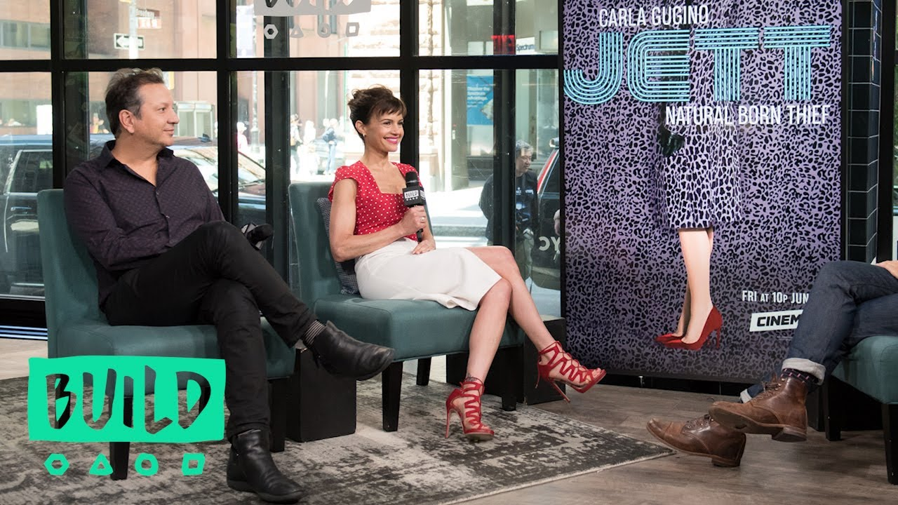 Carla Gugino & Sebastian Gutierrez Discuss Their Cinemax Series,