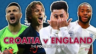 croatia vs england full hd highlights