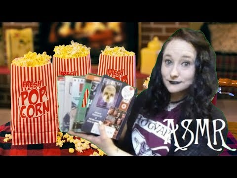 *ASMR* Mixed DVD Haul! (August 2016) | Amy McLean