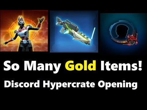 SWTOR: Opening 26x Discord Cartel Packs- Has Bioware Improved Their RNG?!