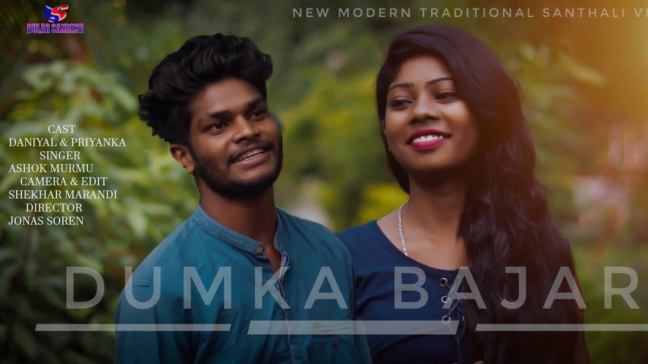 Download dumka bajar New modern traditional santhali video