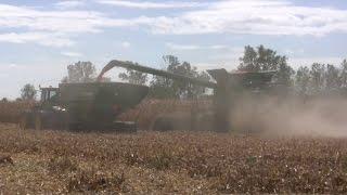 2015 Corn Harvest Cab Cam - Hardscrabble Farms, Delaware County