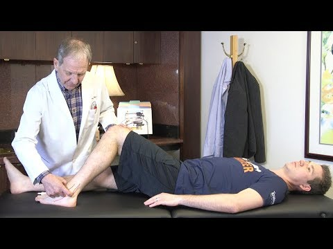 How to diagnose Peroneal Tendonitis