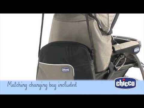 Chicco Today Travel System - Demonstration Video | Babysecurity