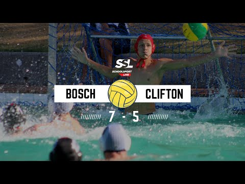 Waterpolo: Rondebosch U19A vs Clifton U19A, 18 February 2016