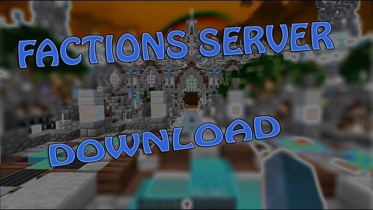 minecraft premade factions server 1.8 download