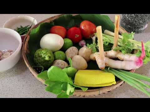 THAI FOOD COOKING CLASS – Massaman Curry Recipe. Smart Cook Cookery School, Ao Nang, Krabi Thailand