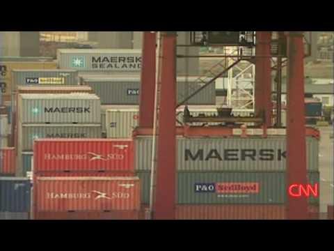 CNN interviews Maersk Line CEO