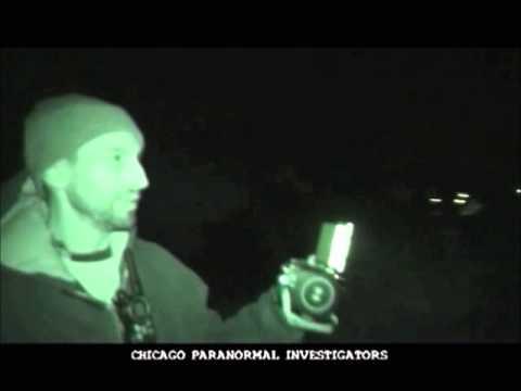 For the Paranormal Investigators....?