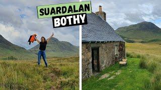 Awesome BOTHY HIKE | Van Life in Scotland ep.11