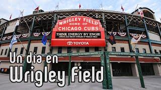 La catedral del baseball: Wrigley Field!