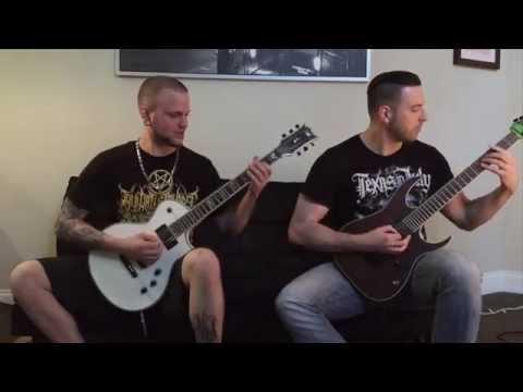Cranely Gardens - Angel Eyes Hide Lies (Guitar Playthrough)