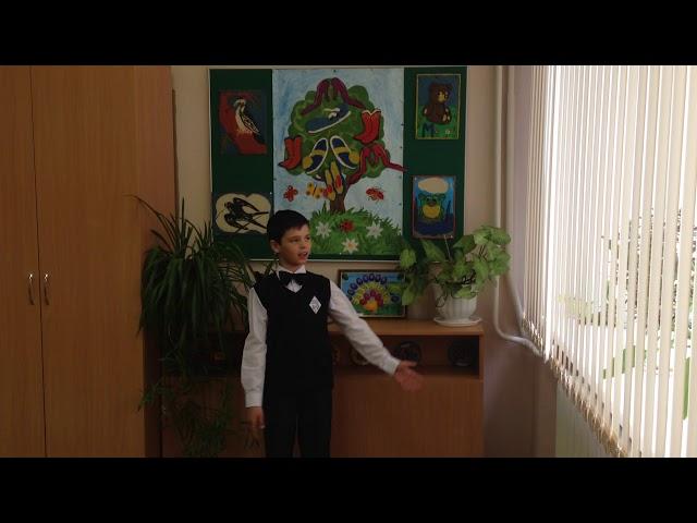 Изображение предпросмотра прочтения – ДаниилТимофеев читает произведение «Наши гости» СергеяВасильевичаПогореловского