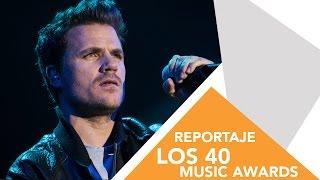 40 MUSIC AWARDS. La canción del año según Dani Martín, Maluma, Leiva o Tini Stoessel