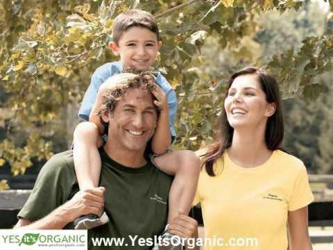 Yes It's Organic - Organic Clothing, Organic Bedding, Sustainable Furniture, Logo Clothes