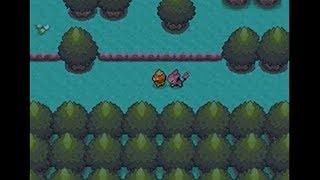 ポケモンDPをポケダンの世界っぽく書き換えてみた - [Pokemon Diamond ROM hack PMD Alternate-Universe ]