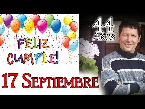 Feliz Cumpleaños 44 Padre Luis Toro 17 de Septiembre de 1973