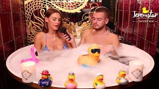 Video Marie (Secret Story 11) dans le bain de Jeremstar - INTERVIEW download MP3, 3GP, MP4, WEBM, AVI, FLV November 2017