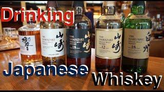 Vlog 46 - Drinking Japanese whiskey