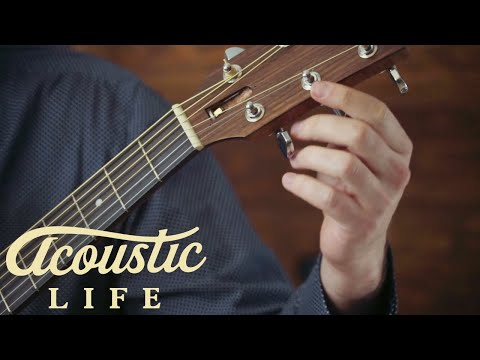 Play Guitar In Open-D Tuning (AT64)