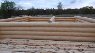 Строительство срубов.(Изготовление, доставка, монтаж срубов домов и бань строительство от фундамента под ключ, без посредников..., 2015-05-11T03:27:11.000Z)