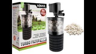 видео Внутренний фильтр для аквариума 250 литров