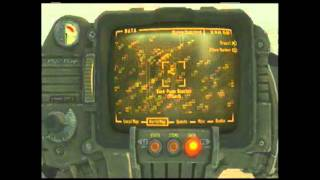 Fallout new vegas all locations on map