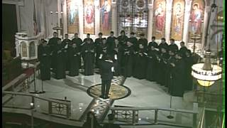 """Archdiocesan Byzantine Choir Concert: """"We have seen the Light"""" - June 16, 2012"""