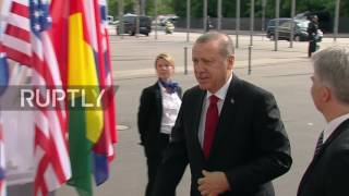 Germany: Putin, Erdogan and Modi arrive for second day of G20