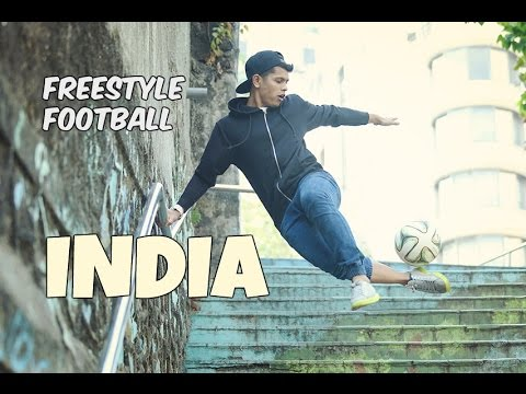Freestyle Football - INDIAN compilation (Part 2)