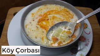 Köy Çorbası Tarifi - Naciye Kesici - Yemek Tarifleri