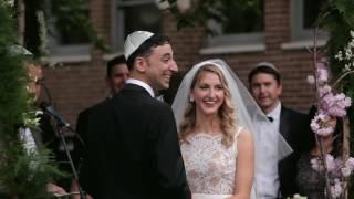 Rebecca & Warren - Wedding Video - UPenn Museum, Philadelphia PA