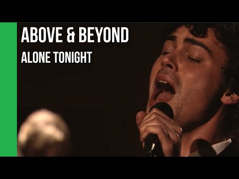 Above & Beyond - Alone Tonight acoustic  sub Español +