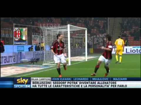 Scudetto Milan 2010-2011 (Speciale Sky)