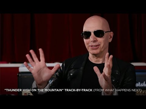 "Joe Satriani - ""Thunder High On The Mountain"" (#3 What Happens Next Track-By-Track)"