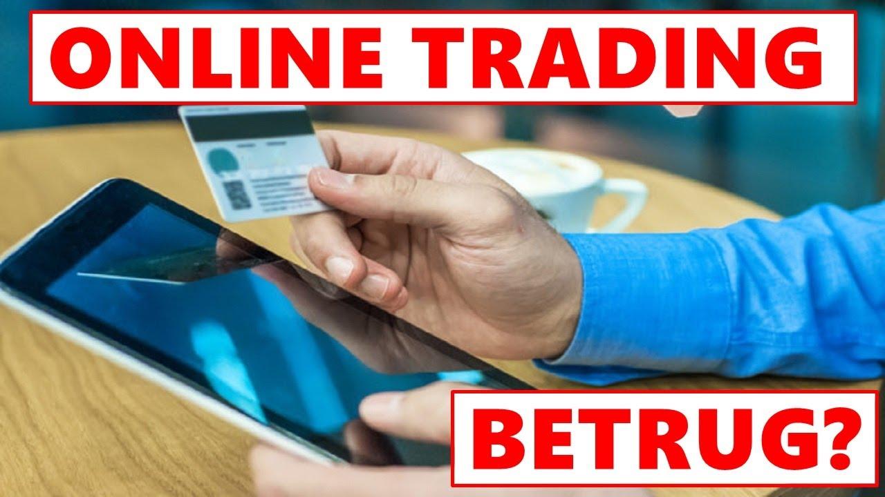 Online Trader Test