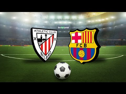 Athletic Club - Barcelona   full match Spain Copa del Rey 05