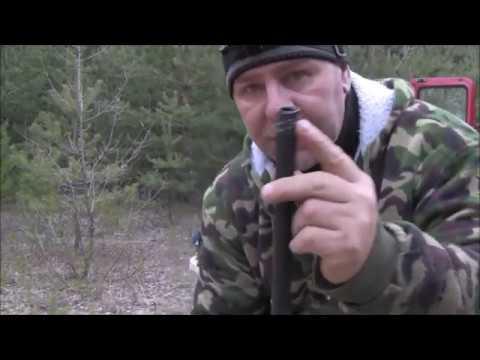 Отстрел на осыпь ДЖЕМИНИ 0 38 и ДЖЕМИНИ 0 5
