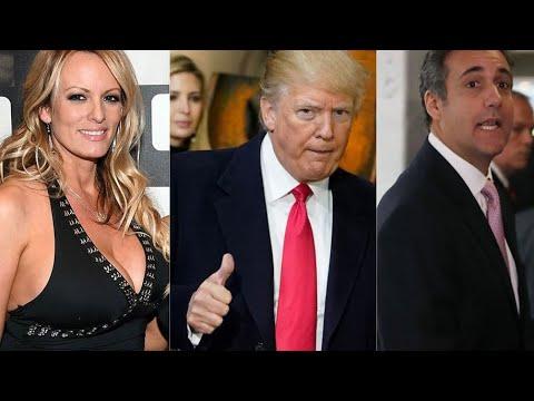 FBI Raids Michael Cohen's Office - Cohen Is Donald Trumps Lawyer In Stormy Daniels Case