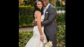 Wedding of Miranda & Marcus Lattimore at the Lace House in Columbia, SC