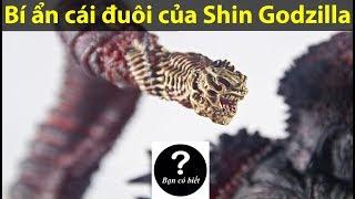 Bí ẩn về cái ĐUÔI của Shin Godzilla - Sự thật #19 || Bạn Có Biết?