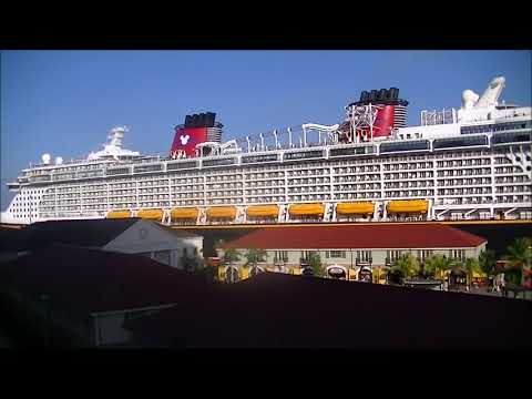 DISNEY DREAM SONG HORN........... SEPTEMBER 2017  JAMAICA.