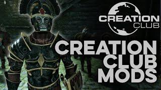 Even More Creation Club Mods - Shapeless Skyrim