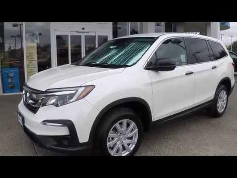 2019 Honda Pilot LX AWD Sale Price Lease Bay Area Oakland Alameda Hayward Fremont San Leandro CA 422