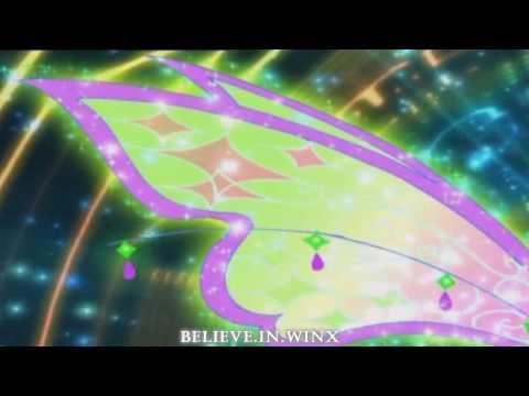 Winx Club:Believix Tranaformation! [FULL Instrumental Version| HD!]
